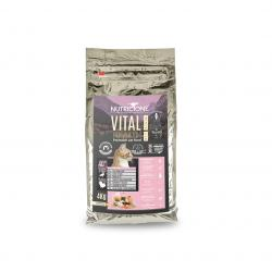 Nutricione Vital-Health Gatos Low Grain 4kg