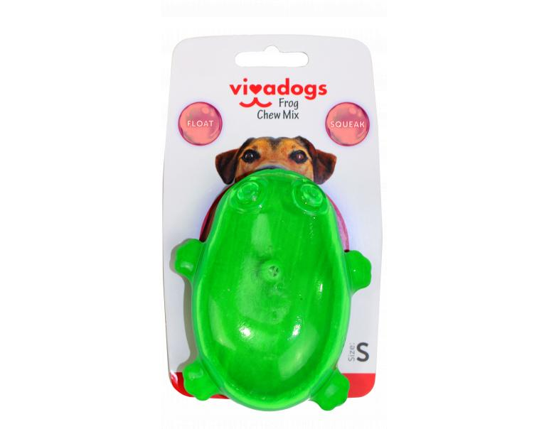 Vivadogs Frog Chew Mix