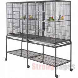 SC Strongcages Voladero Eco-Doble 165x54xh157cm