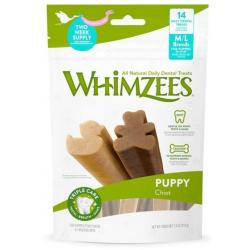 Whimzees Snack para Cachorros M/L 7x6uds
