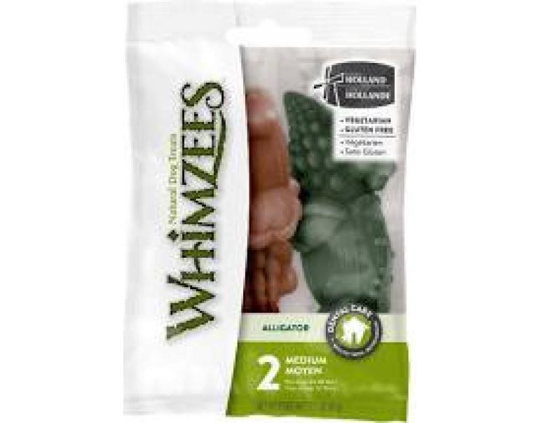 Whimzees Snack Dental para Perros 7-12kg S 4uds