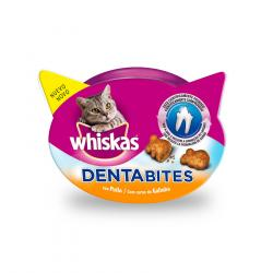 PACK AHORRO Whiskas Dentabites Snacks para Gatos 8x40g