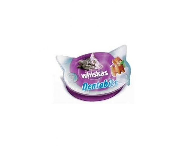 Whiskas Dentabites con Pollo 40g (x8)