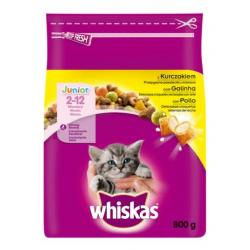 Whiskas Seco Junior Pollo 5x800g