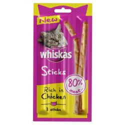 Whiskas Sticks Pollo 18g