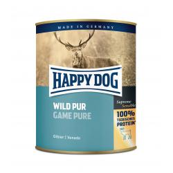 Happy Dog Wild Pur Carne de Caza 800 g