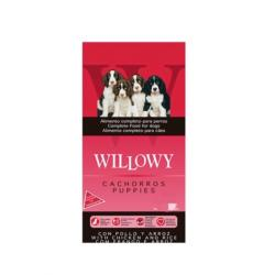 Willowy Cachorros Pienso 4kg