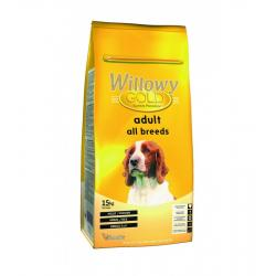 Willowy Gold Adultos de Todas las Razas 15 kg