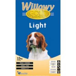Willowy Gold Light Saco de 15kg