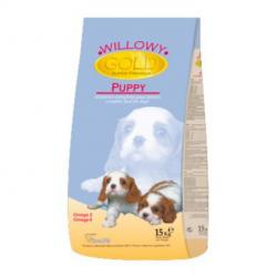 Willowy Gold Puppy Saco de 15kg