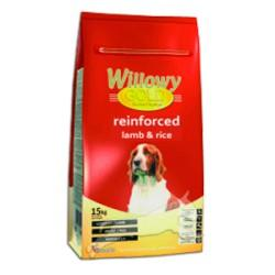Willowy Gold Reforzado Cordero y Arroz 15 kg