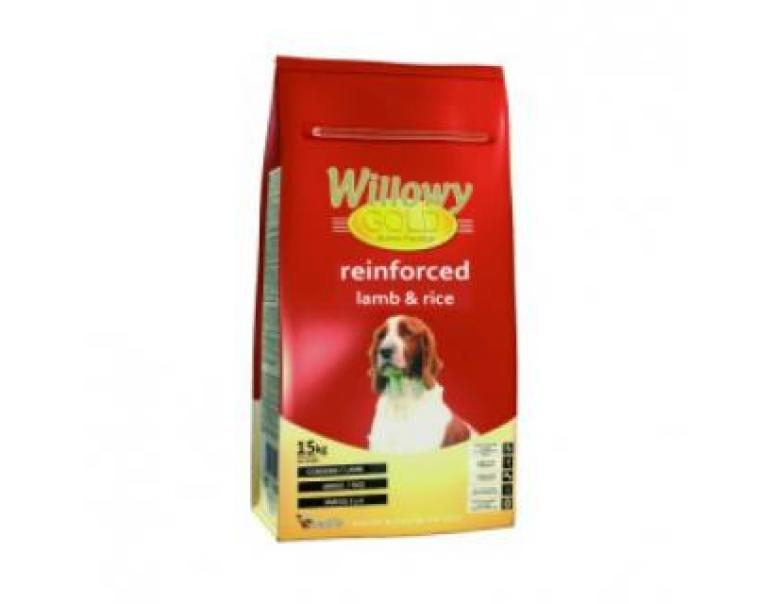 Willowy Gold Refuerzo Cordero y Arroz 2 x 15 Kg