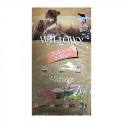 Willowy Nature Salmón y Arroz 15kg