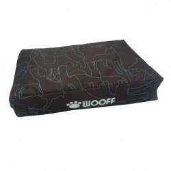 Wooff Colchón All Weather Coffee M 55x75x15cm
