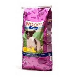 Wooffy Pienso Energy 18kg