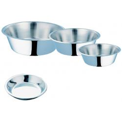 Wuapu Comedero Inoxidable Bowl 0,75 L / 16 cm