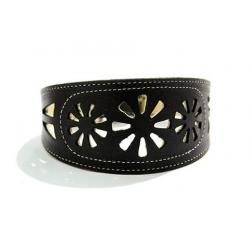 YouPet Collar Martting Filigrana Negro 40: 35-40 cm
