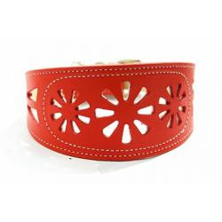YouPet Collar Martting Filigrana Rojo 40: 35-40 cm