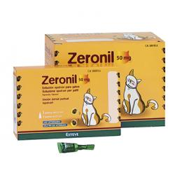 Zeronil Gato 50 mg 30 Pipetas