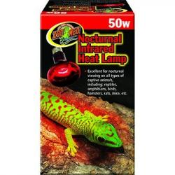Zoomed Foco Infrarrojo Heat Lamp 50 W
