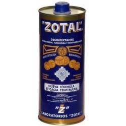 ZOTAL Desinfectante 870ml
